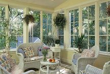 ♥♥Enclosed Porch♥♥ / enclosed porches / by Diane King