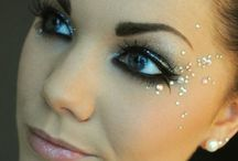 glamorous make up