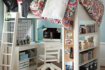 Kids Rooms / by Konnie Henning