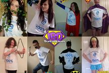 Meet the #IBDSuperHeroes Team