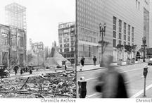 SF: Pre and Post Disaster / by Bola Akinsanya