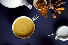 Healthy drinks / Juicing, teas and other good-for-you brews