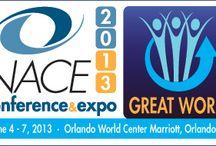 NACE 2013 Conference & Expo / by NACE