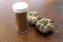 Spices, Rubs & Herb Blends