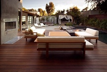 Outdoor Spaces / by Heather Wanlass