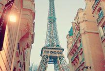 Paris je t'<3 / by Erin Czarra