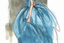 fashion il-lustracions