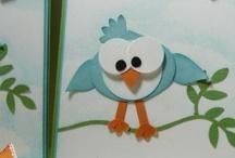 Kids Bird Cards
