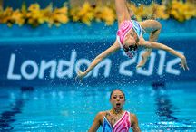 Synchronised Swimming Lover / by Arella Mozz