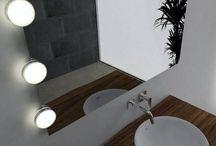 Apliques Baño LED marca Exlum / Apliques de Baño de LED última tecnología de la marca española Exlum. Gran ahorro energético y mejor precio