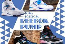 Nowa kolekcja Reebok Pump już w YesSport!!! / Modele te pochodzą z najnowszej kolekcji Reebok Pump, powstałej z okazji 20-lecia powstania systemu Pump.  Zobacz koniecznie: http://yessport.pl/noproduct.php?reason=product&text=reebok+pump