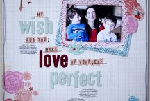 MME Celebrates! Love: Cards, Crafts, Layouts / by My Mind's Eye inc
