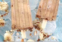 Healthy Homemade Ice lollies