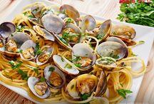 Морепродукты / Еда