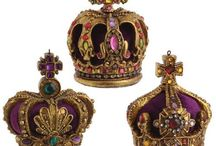 Crown ornaments