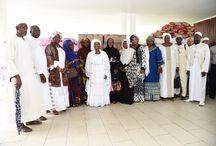 Ramadan / La Première Dame, Dominique Ouattara fait des dons d'une valeur de 50 millions F CFA aux musulmans  http://dominiqueouattara.ci/fr/activites/ramadan-2014