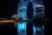Travel/Architecture/Innovative