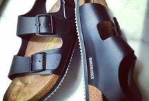 #birkenstock / My new sandals <3 Birkenstock Milano