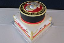 Military Event Cakes, by ADC / These are examples of military event custom cakes that we have made at our bakery over the years. Custom designed cakes take time to make so plan accordingly and place your orders early. Due to the time and artistic value that's involved in most of these cakes they tend to be high $$$. Please make an appointment to come in and discuss cake design options for your special event. We recommend placing your order 2-4 months in advance.