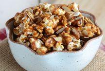 Recipes - Snacks / by Sheila Dunn