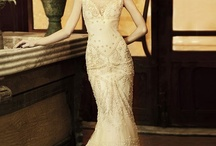 The Dress! / My search for the perfect wedding gown, involving all things vintage-ey!