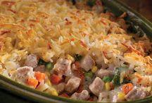 Pork Recipes of all types