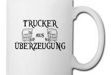 Ideen für Trucker/LKW Fahrer