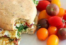 Vegetarian / Vegetarian meals and snaks