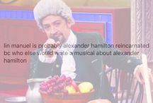 Lin-Manuel Miranda ♥ / precious cinnamon roll who is too pure for this world