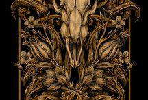 TAROT CARDS ART