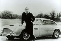 James Bond & Aston Martins / A selection of Aston Martins that appear in Bond films. Touch up your Aston Martin: http://www.chipex.co.uk/aston-martin-touch-up-paint/