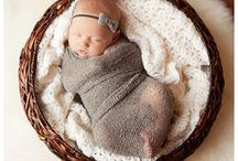 Newborn Session Inspirations / Inspirations for newborn sessions!