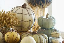 Pumpkins & Leaves / by Jan'L Sappington