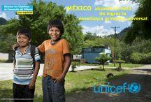 Alcanzar los Objetivos del Milenio Con Equidad / Alcanzar los Objetivos del Milenio  con equidad es una contribución de UNICEF para conocer el avance de Mexico en el cumplimiento de los Objetivos del Milenio para la niñez, a un año de que todos los países acordaron alcanzar estas metas. http://uni.cf/10vtsmy