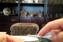 penye iple sepet örgüsü