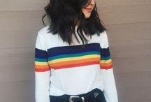 rainbow means love