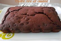 Desserts Chocolat / by Puce