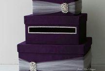 caixa de casamento