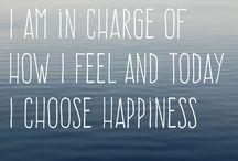 Glück / Was wir brauchen um glücklich zu sein