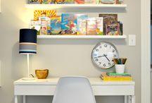 Tween Desk Styling Ideas / Ideas and inspiration for tween desks