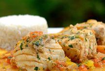 Recettes poisson / Cuisine