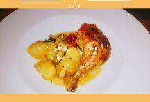 """Oven Recipes / Ob Fleisch, Fisch oder Gemüse. Tolle Rezepte """"Aus dem Ofen"""""""