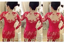 Vera Kebaya - Indonesia / in this board the kebaya design and made by vera. one of kebaya designer in indonesia.  / by wiwi