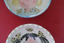 fatte da me / Oggetti in ceramica
