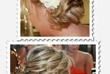Bridesmaid hair / by Kendall Lewis