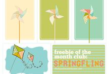 free printables / by Ashley Mills {the handmade home}