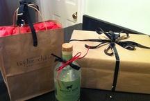 Cheap & Green Gift Wrap