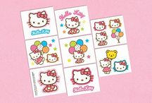 Hello Kitty Party Supplies and Ideas