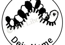 Cildren´s book stamp