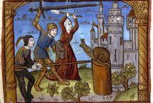 dipinti medievali